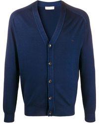 Etro V-neck Cardigan - Blue