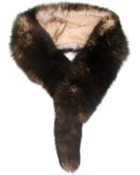Astraet - 'as Tail Muff' Scarf - Lyst