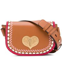 Bally Clayn Belt Bag - Brown