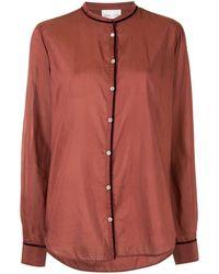 Forte Forte My Shirt ボタン シャツ - ブラウン