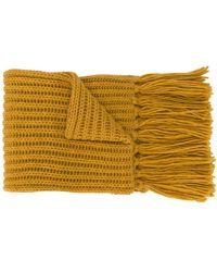 Rossignol Diago Chunky Kit Scarf - Yellow