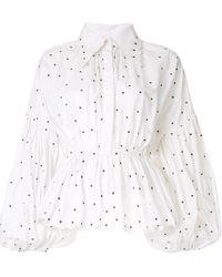 Acler Sunny シャツ - ホワイト