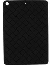 Bottega Veneta イントレチャート Ipad Air ケース - ブラック