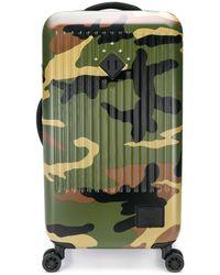 Herschel Supply Co. Trade Medium Koffer Met Camouflageprint - Groen