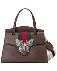 Gucci - Totem Medium Top Handle Bag - Lyst