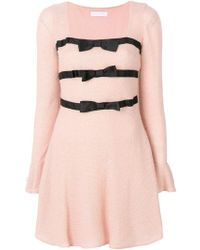 Blanchett Dame - Bow Detail Dress - Lyst