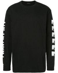 Guild Prime - Mtv Print Longsleeved T-shirt - Lyst