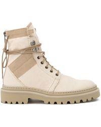 Balmain - Jared Ranger Boots - Lyst