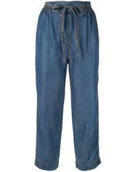 Karen Walker Pantalon Studland Beach - Bleu