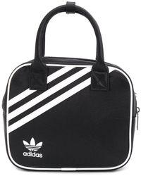 adidas Рюкзак С Логотипом И Верхними Ручками - Черный
