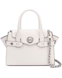 MICHAEL Michael Kors Bolso shopper con logo - Blanco