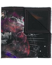 Balmain - Astrological Print Scarf - Lyst
