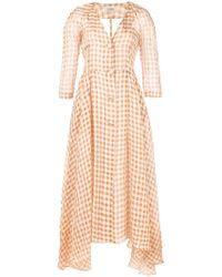 Isa Arfen - Prairie Style Long Dress - Lyst