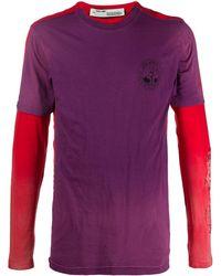 Off-White c/o Virgil Abloh - Arrow Tシャツ - Lyst