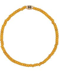 Luis Morais Pendant Bracelet - Yellow