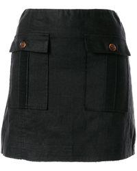 Venroy - フロントポケット スカート - Lyst