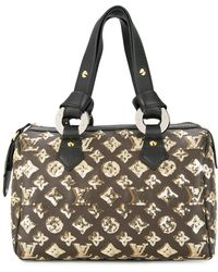 Louis Vuitton Pre-owned Speedy Handtasche - Braun