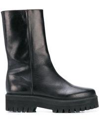 Dorothee Schumacher Ботинки На Массивной Подошве - Черный
