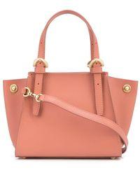Zac Zac Posen Alice Mini Leather Tote Bag - Pink