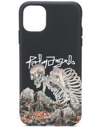 Palm Angels スカル Iphone 11 ケース - ブラック
