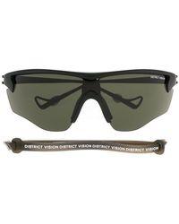 District Vision - Junya Sunglasses - Lyst