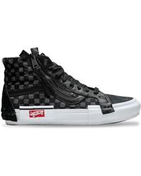 Vans Og Sk8-hoge Lx Sneakers - Grijs