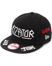 KTZ X New Era Archive Ator Cap - Black