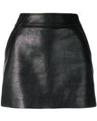 Saint Laurent - Mini Skirt - Lyst