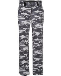 Aztech Mountain Team Aztech Ski Trousers - Grey