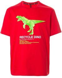 Neil Barrett - Recycle Dino Tシャツ - Lyst