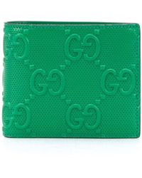 Gucci - Бумажник С Тисненым Логотипом - Lyst