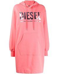 DIESEL - ロゴ ドレス - Lyst