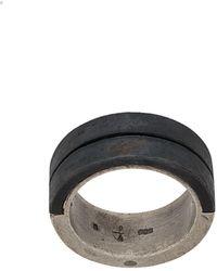 Parts Of 4 Sistema Ring - Metallic