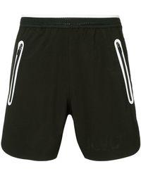 Neil Barrett - Zipped Pockets Shorts - Lyst