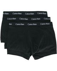 Calvin Klein ボクサーパンツ 3枚パック - ブラック