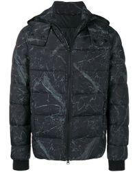 Etro Куртка С Капюшоном И Принтом - Многоцветный