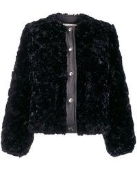 Mackintosh Куртка Keiss - Черный