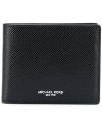 Michael Kors - Logo Wallet - Lyst