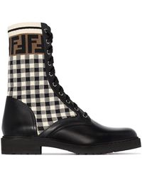 Fendi - Bottines Rockoko - Lyst