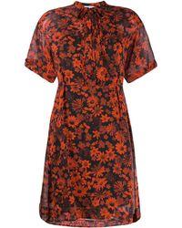 McQ - フローラル ドレス - Lyst