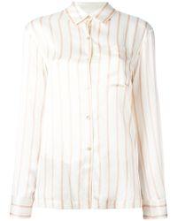 Beautiful Bottoms - Modern Pyjama Shirt - Lyst