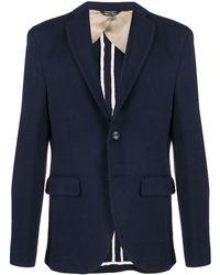 LC23 シングルジャケット - ブルー