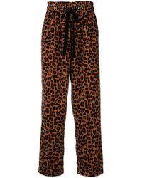 Antik Batik - Gart Straight-leg Trousers - Lyst