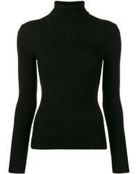 3.1 Phillip Lim タートルネックセーター - ブラック