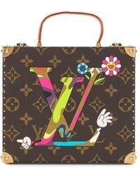 Louis Vuitton Шкатулка Для Украшений Takashi Murakami Pre-owned - Коричневый