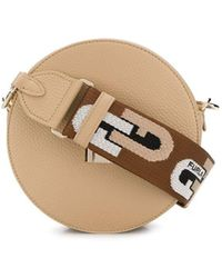 Furla Sleek Kleine Crossbodytas - Naturel