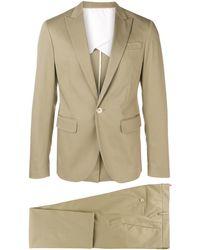 DSquared² Classic Tailored Suit - Naturel