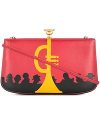 Hermès 1989 Pre-owned Sac A Malice Shoulder Bag - Red