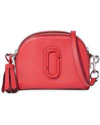 Marc Jacobs Shutter Crossbody Bag - Pink