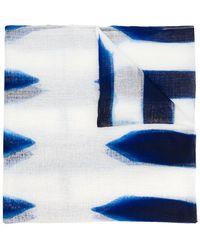 Suzusan - Tie-dye Scarf - Lyst